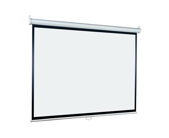 Проекционный настенный экран Lumien Eco Picture LEP-100114, 183x244см — фото 1