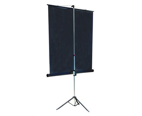 Проекционный экран на штативе Lumien Master View LMV-100105, 244x244см — фото 2