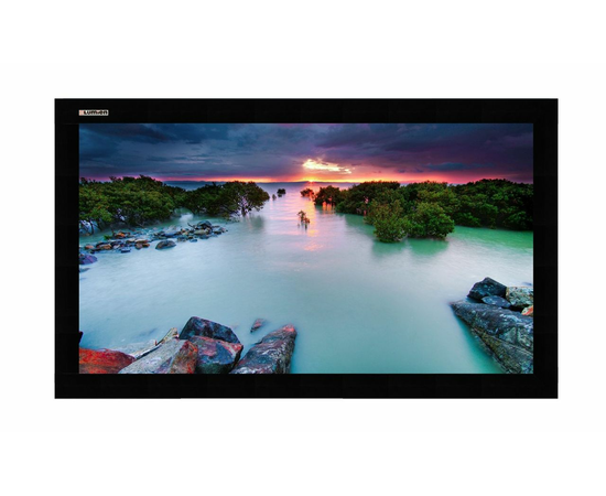 Проекционный экран на раме Lumien Cinema Home LCH-100108, 203x348см — фото 1