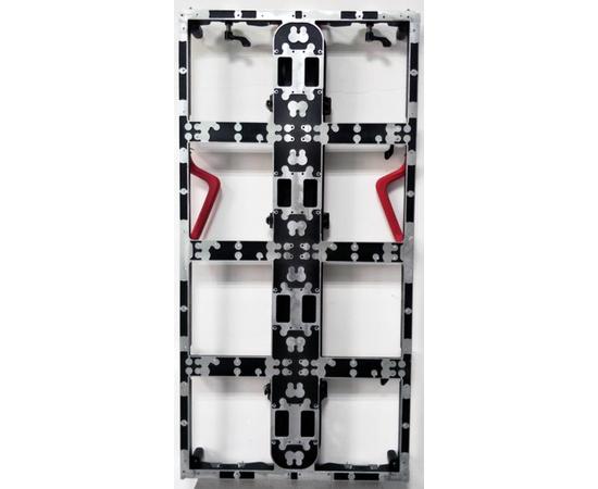 Алюминиевый кабинет 500x1000мм для LED-экрана LN-series-AA — фото 2