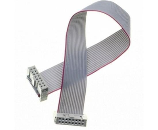 Шлейф 16-pin, 80см — фото 1