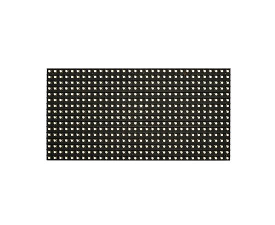 Светодиодный модуль P10, 320х160/32x16, уличный, красный, QIANGLI — фото 1